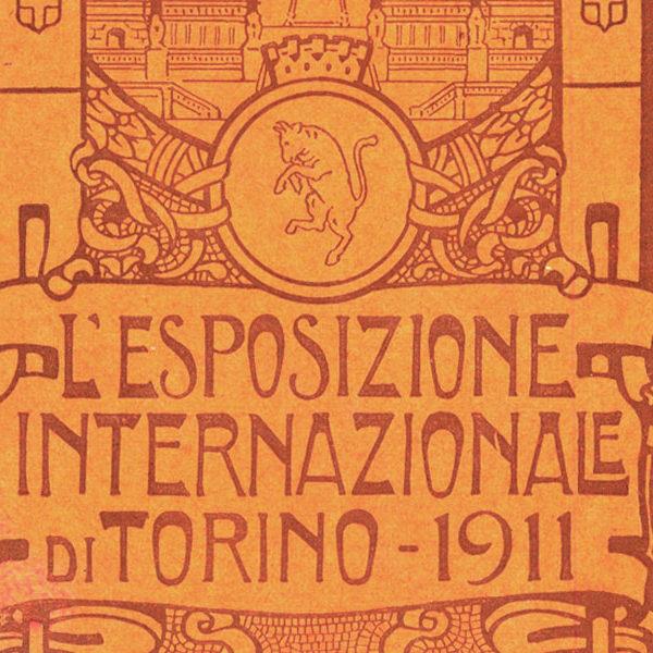 Antica Torino Esposizione Internazionale 1911