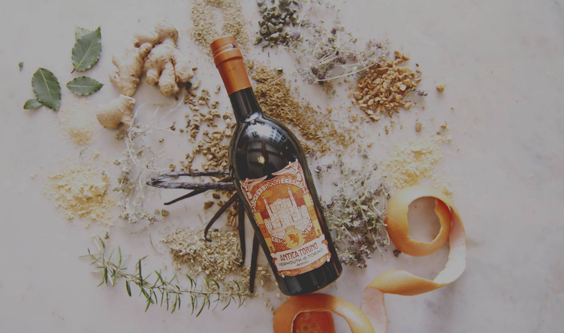 Vermouth as you've never tasted it before.